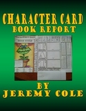Character Card Book Report
