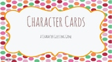 Character Card Review Game