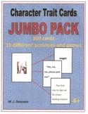 Character Card Sets Jumbo Pack