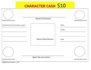 Character Cash