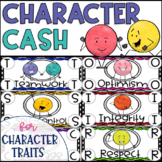 Character Cash Positive Behavior Incentives for Character
