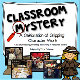 Classroom Mystery for Second and Third Grade