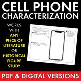 Cell Phone Characterization, PDF & Google Drive, Literatur