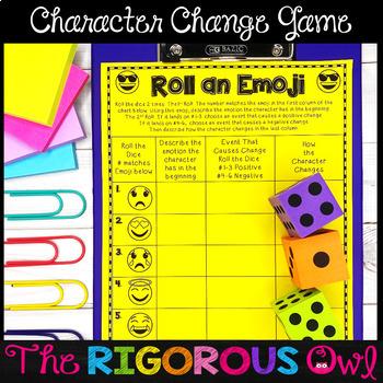 Character Change