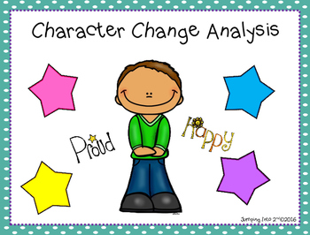 Character Change Analysis