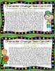 Character Change & Development Task Cards