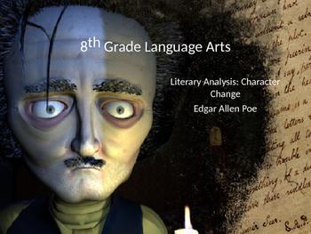 Character Change Edgar Allan Poe
