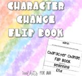 Character Change Flip Book