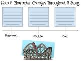 Character Change Worksheet