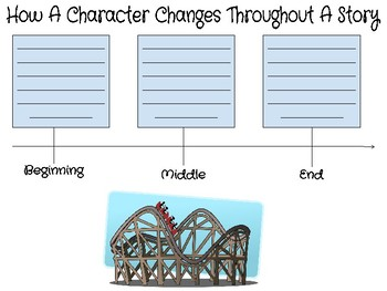 character change worksheet by kaiti 39 s kreations tpt. Black Bedroom Furniture Sets. Home Design Ideas