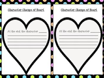 Character Change of Heart