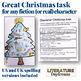 Character Christmas Tree activity