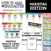 Character Clip Chart / Positive Clip Chart Alternative: Ha