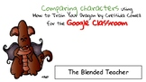 Character Comparison for Google Classroom