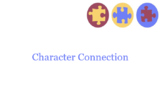 Character Connections Activity-Any Novel