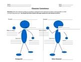 Character Connoisseur- Lit Circle Role Sheet
