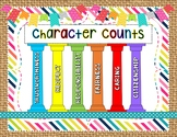 Character Counts BUNDLE