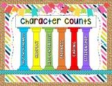 Character Counts BUNDLE