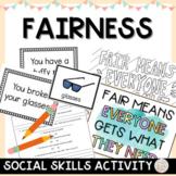 Fairness Social Skills Band-Aid Classroom Community Activity