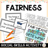 Character Counts Fairness Activity