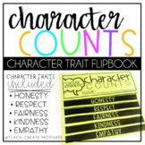 Character Counts Flip Book