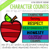 Character Counts Poster