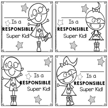 Character Counts: Super Kids Awards