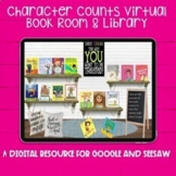 Character Counts Virtual Book Room/Digital Library