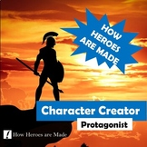 Character Creator: Protagonist - Creative Writing - Distan