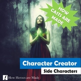 Character Creator: Side Characters - Creative Writing - Di