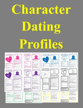 Character Dating Profiles: Analyze Characters, Explores Pe
