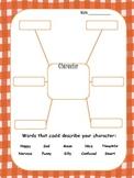 Character Description - Characterization