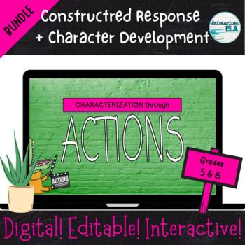 Character Development 2-Week Unit