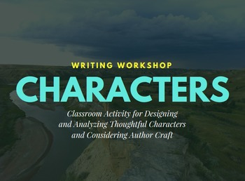 Writing and Analysis: Character Development