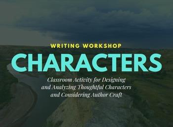 Writing and Analysis: Character Development