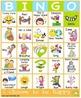 Character Development Bingo Affirmations
