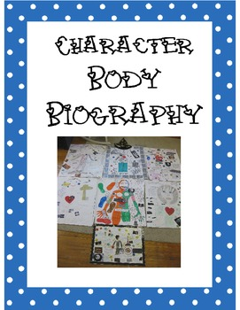 Character Development: Body Biography