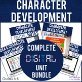 Character Development DIGITAL Bundle | Distance Learning