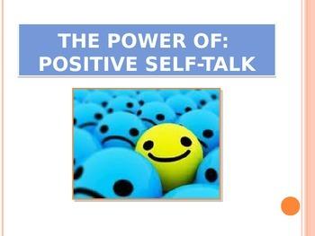 Character Development - Positive Self Talk