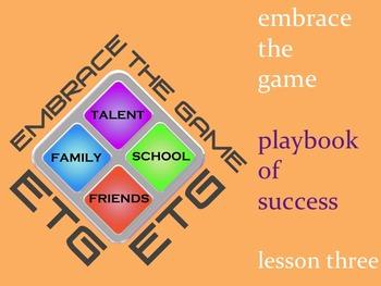 Character Development Program: Lesson 3- Roadblocks Lead to Success Bundle