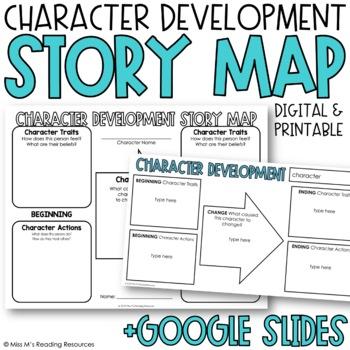 Character Development Story Map
