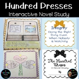 Character Development Using The Hundred Dresses Novel Study
