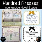 Character Development Using The Hundred Dresses Novel Study
