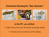 """Character Drawing for """"Non-Drawers"""""""