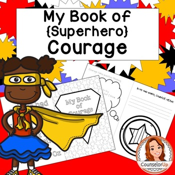 Character Ed Booklet: Courage