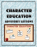 Character Education:  12 Different Lessons: Sportsmanship, Online Safety, & More