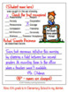 Back to School Character Education:Poster Quotes, Student Activities, Kid Awards