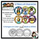 Character Education 3-Dimensional Hangers
