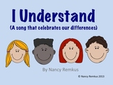 Character Education:A Song and Powerpoint Activity that Celebrates Diversity!