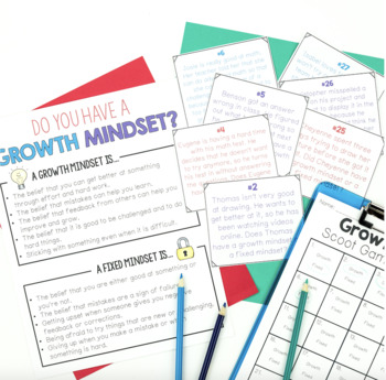 Character Education AND Social Emotional Learning Scoot Game Bundle (Save 20%!)